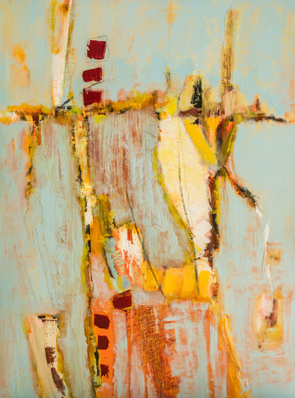 Stepping Stones - Susan Proehl, Artist