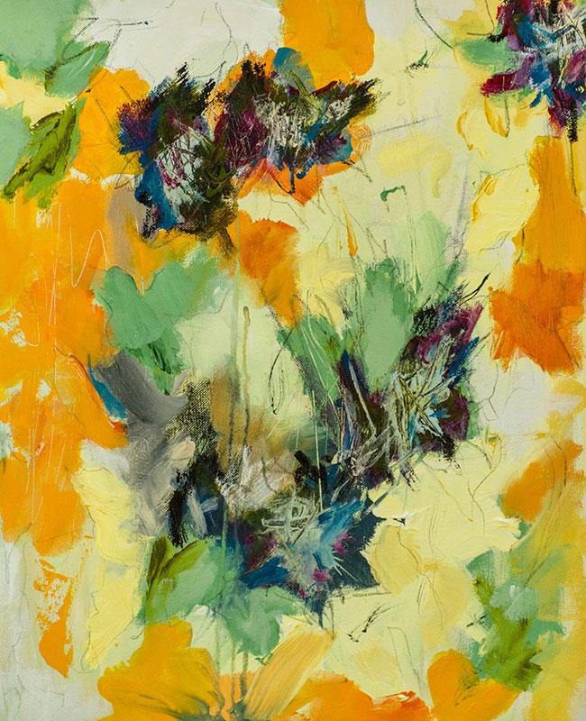 Sunflower - Susan Proehl, Artist