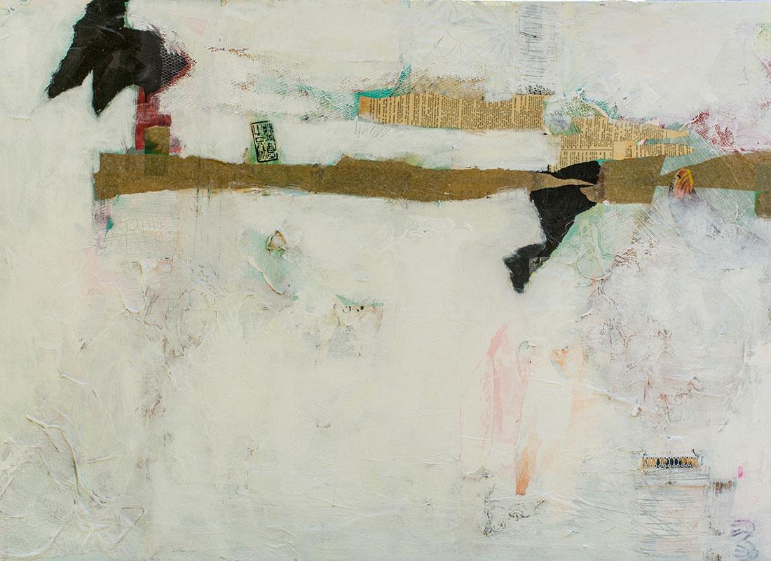 Adjusting - Susan Proehl, Artist