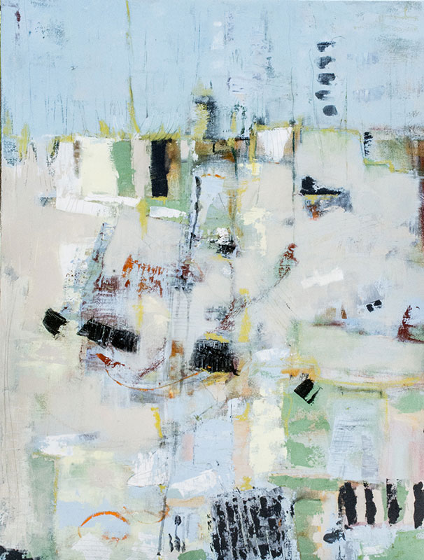 Dock Series 5 - SOLD - Susan Proehl, Artist