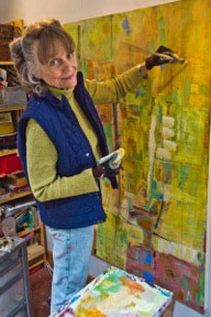Susan Proehl, Artist, Sebastopol, CA