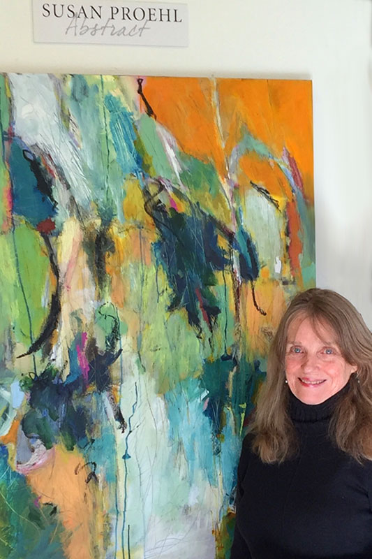 Susan Proehl - Artist