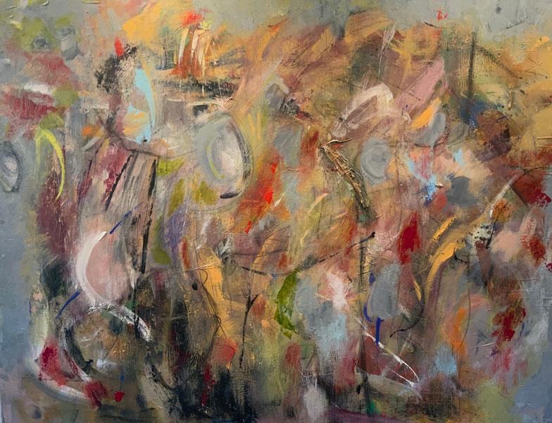 Say It Loud by painter Susan Proehl
